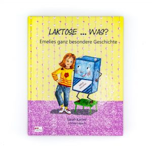 Kinderbuch - Laktose Was?
